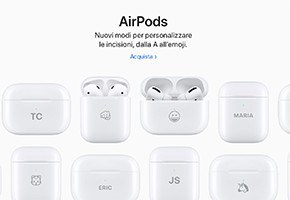 Incisione Airpods