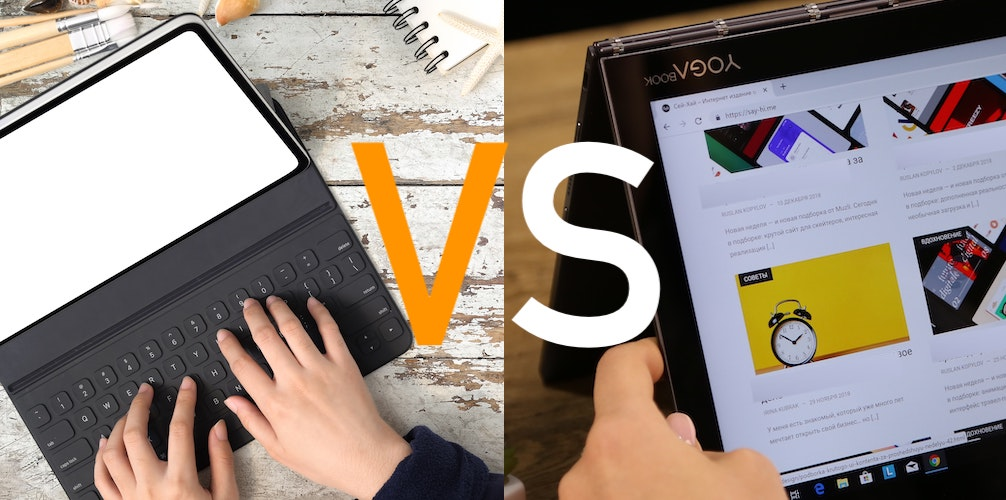tablet staccabile vs notebook convertibile